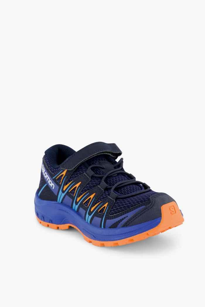 Salomon XA Pro 3D scarpe da trekking bambini Colore Beige 1