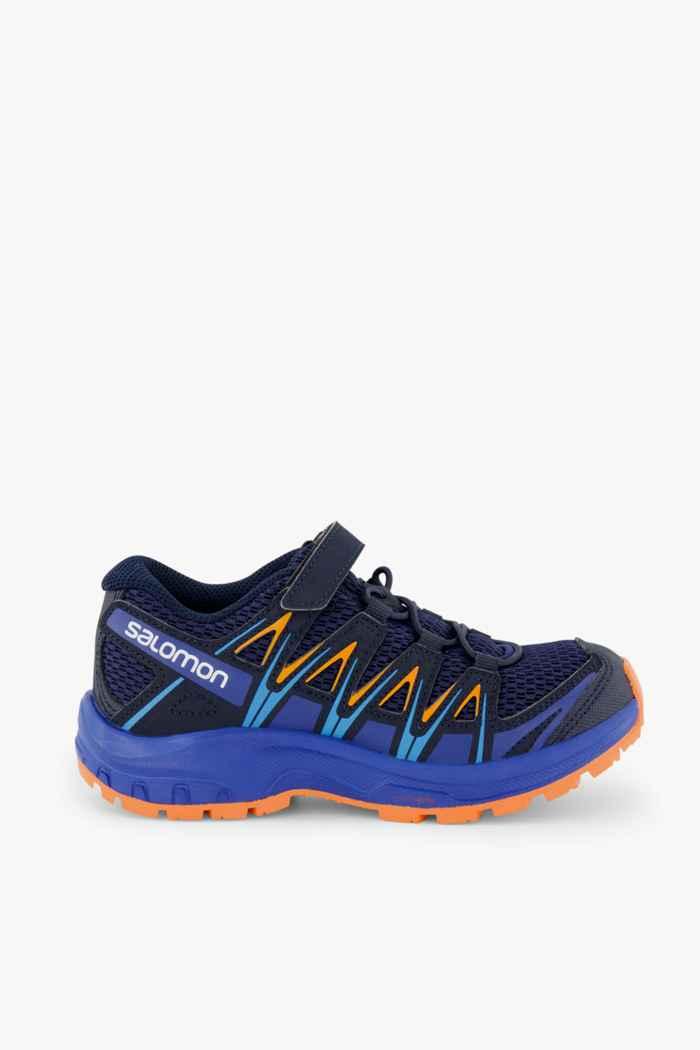 Salomon XA Pro 3D scarpe da trekking bambini Colore Beige 2