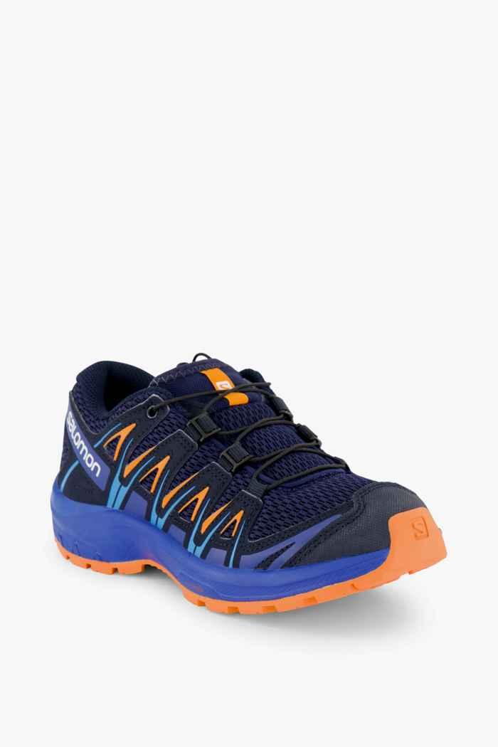 Salomon XA Pro 3D scarpe da trekking bambini Colore Blu 1