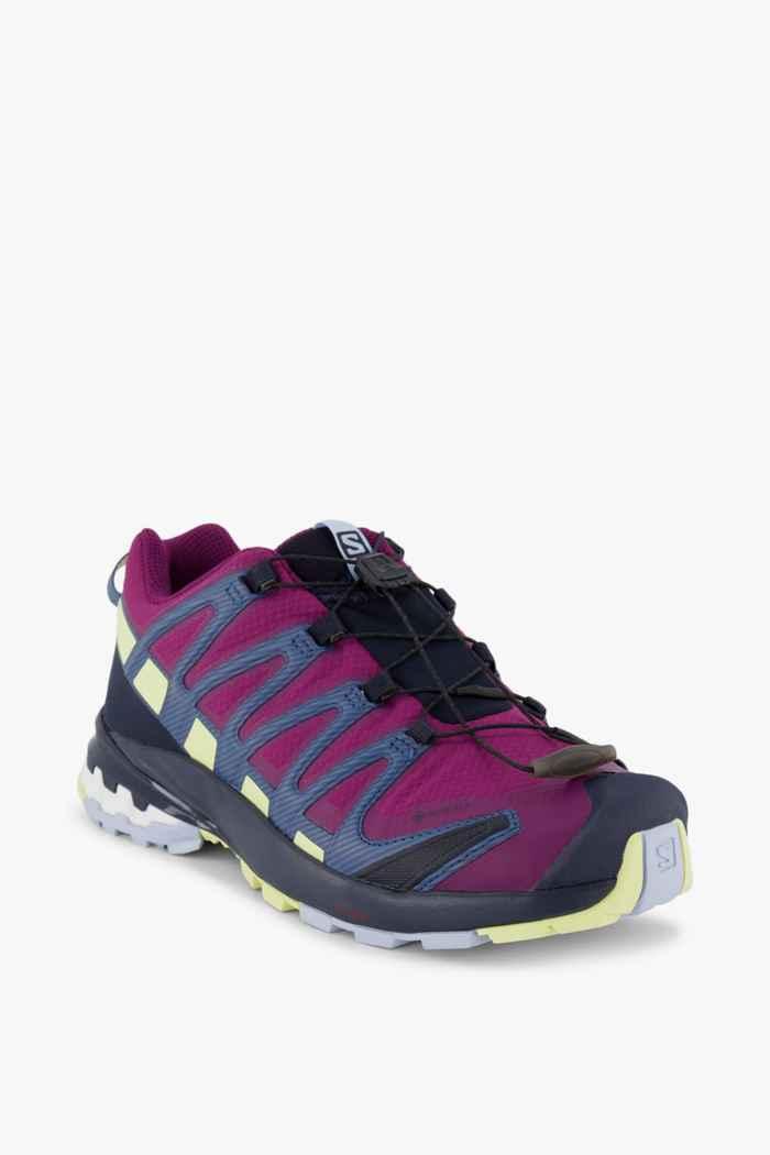 Salomon XA Pro 3D v8 Gore-Tex® chaussures de trekking femmes Couleur Violet 1