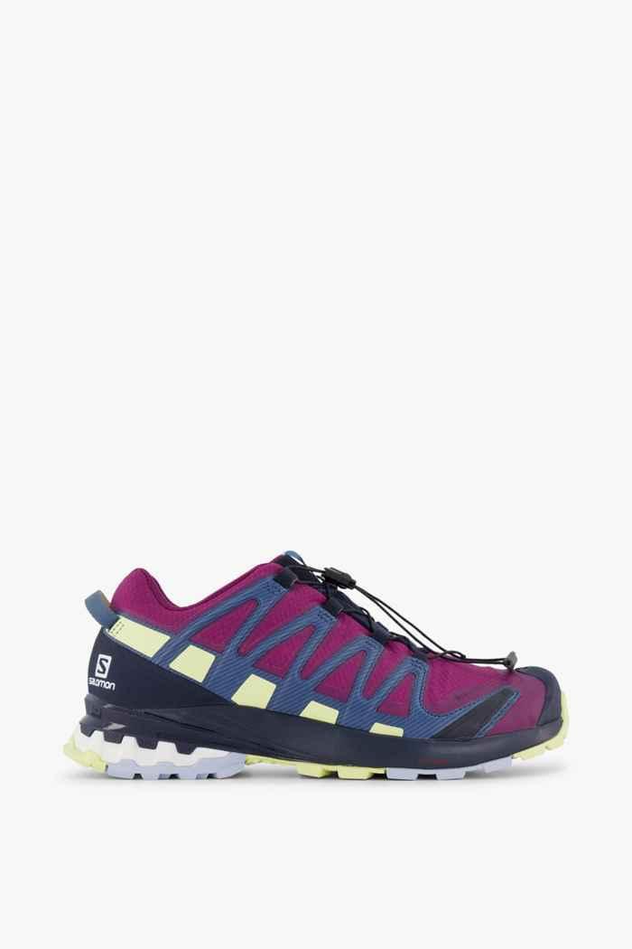 Salomon XA Pro 3D v8 Gore-Tex® chaussures de trekking femmes Couleur Violet 2