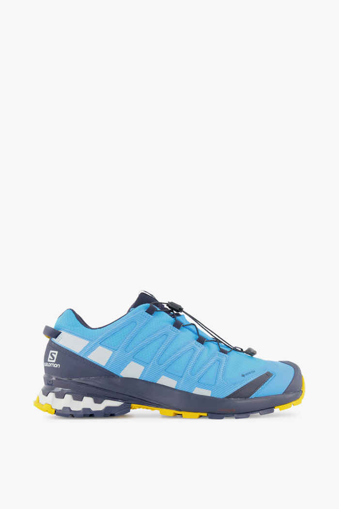 Salomon XA Pro 3D v8 Gore-Tex® chaussures de trekking hommes Couleur Bleu 2
