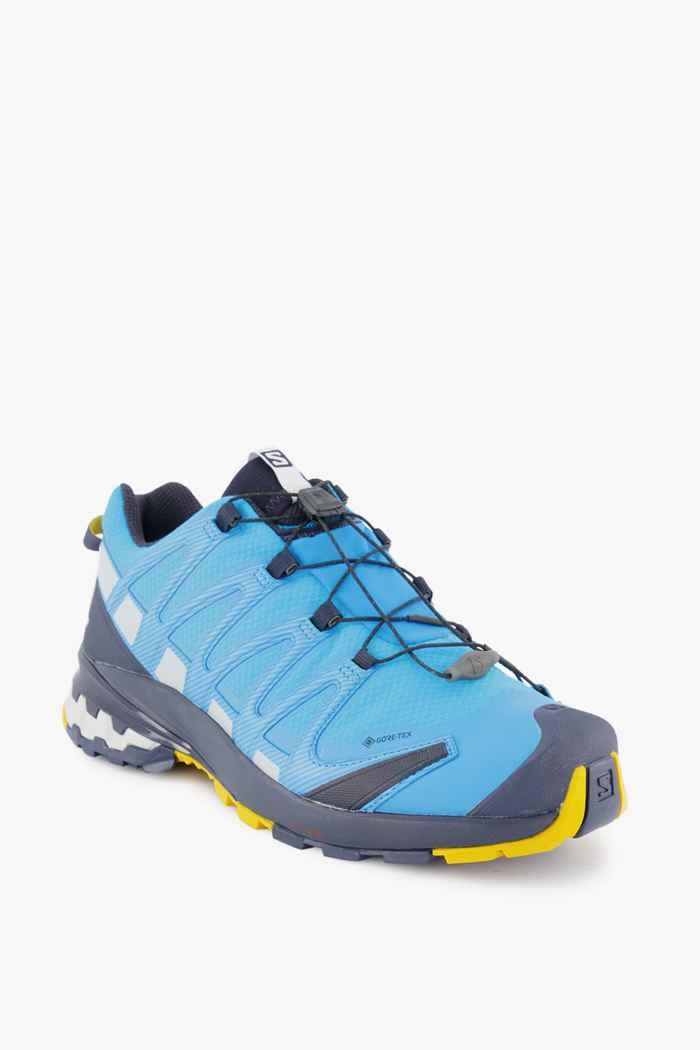 Salomon XA Pro 3D v8 Gore-Tex® Herren Trekkingschuh Farbe Blau 1
