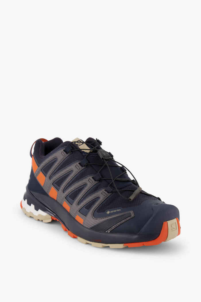 Salomon XA Pro 3D v8 Gore-Tex® Herren Trekkingschuh Farbe Schwarz 1