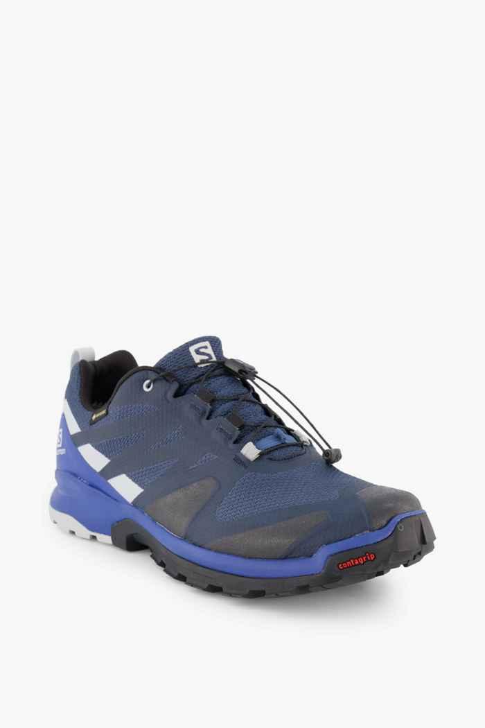 Salomon XA Rogg Gore-Tex® Herren Trekkingschuh Farbe Blau 1