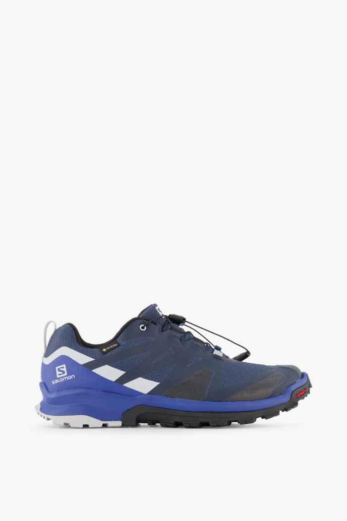 Salomon XA Rogg Gore-Tex® Herren Trekkingschuh Farbe Blau 2