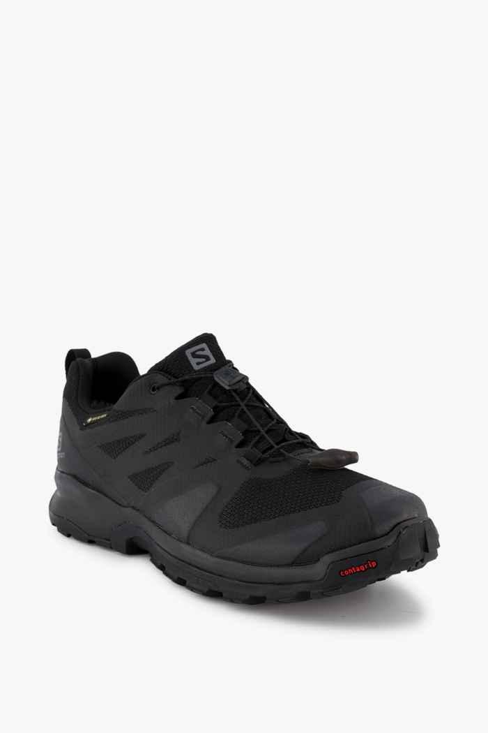 Salomon XA Rogg Gore-Tex® Herren Trekkingschuh Farbe Schwarz 1