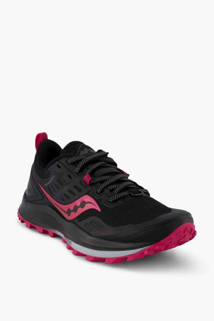 Saucony Peregrine 10 chaussures de trailrunning femmes 1