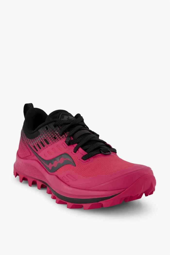 Saucony Peregrine 10 ST chaussures de trailrunning femmes 1