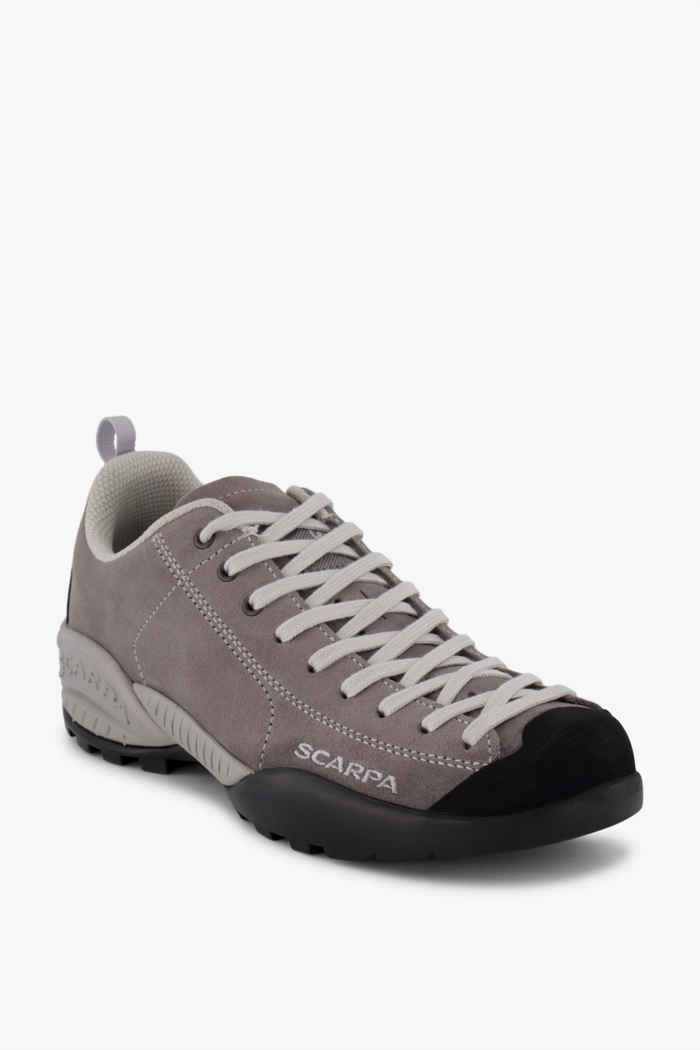 Scarpa Mojito chaussures de trekking femmes Couleur Gris 1