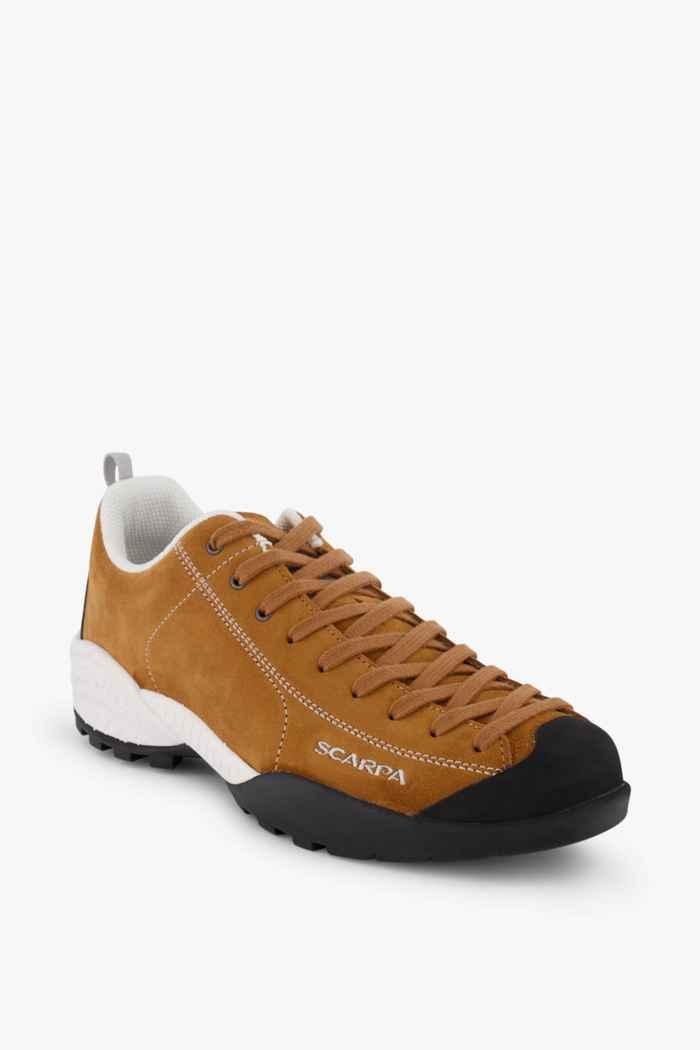 Scarpa Mojito chaussures de trekking hommes Couleur Marron 1
