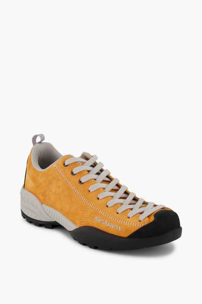 Scarpa Mojito chaussures de trekking hommes Couleur Orange 1