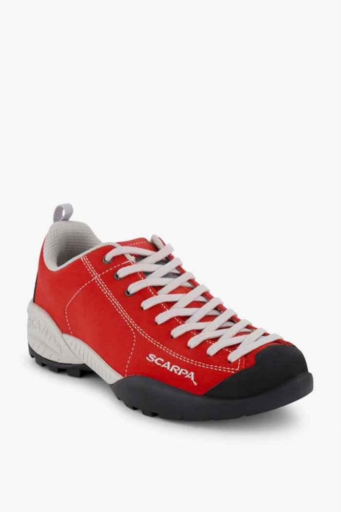 Scarpa Mojito Damen Trekkingschuh Farbe Rot 1