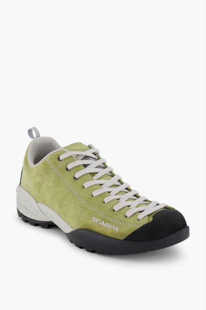 Scarpa Mojito Herren Trekkingschuh Farbe Grün 1