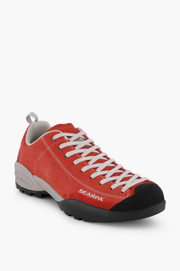 Scarpa Mojito Herren Trekkingschuh Farbe Rot 1