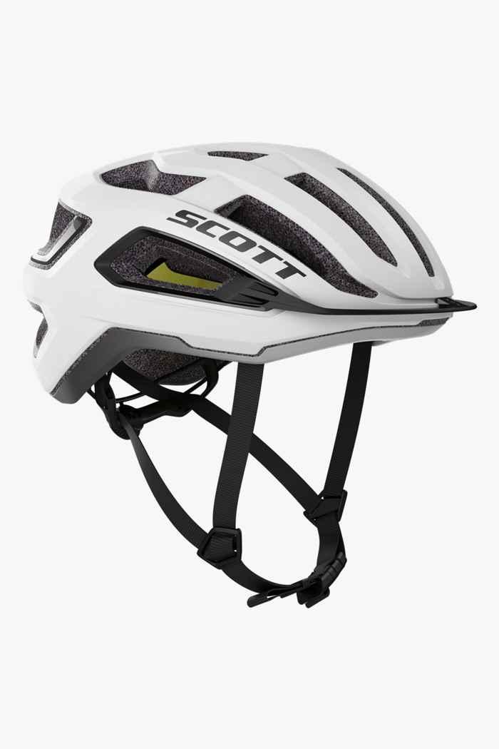 Scott Arx Plus Mips casco per ciclista Colore Bianco 1