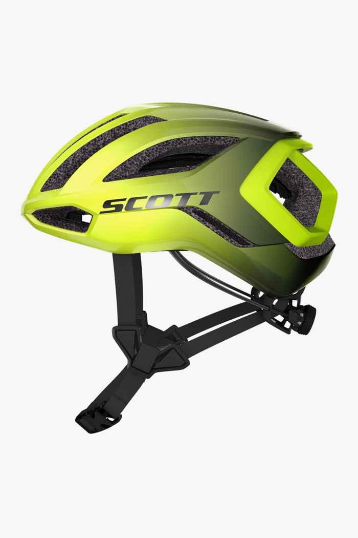 Scott Centric Plus Mips casco per ciclista Colore Giallo 1