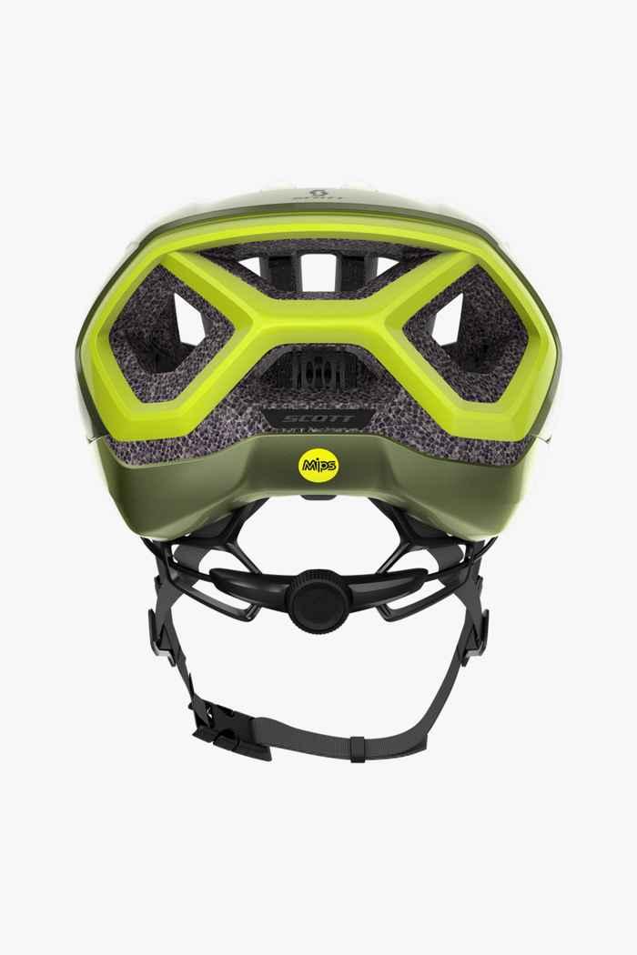 Scott Centric Plus Mips casco per ciclista Colore Giallo 2