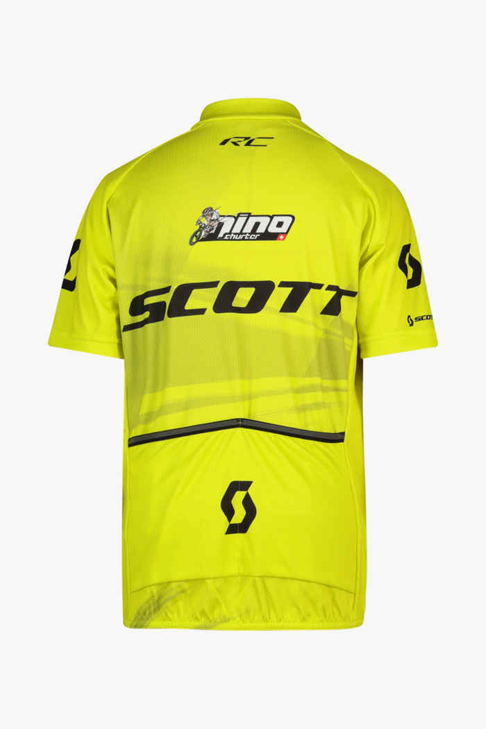Scott RC Pro maillot de bike enfants Couleur Jaune 2