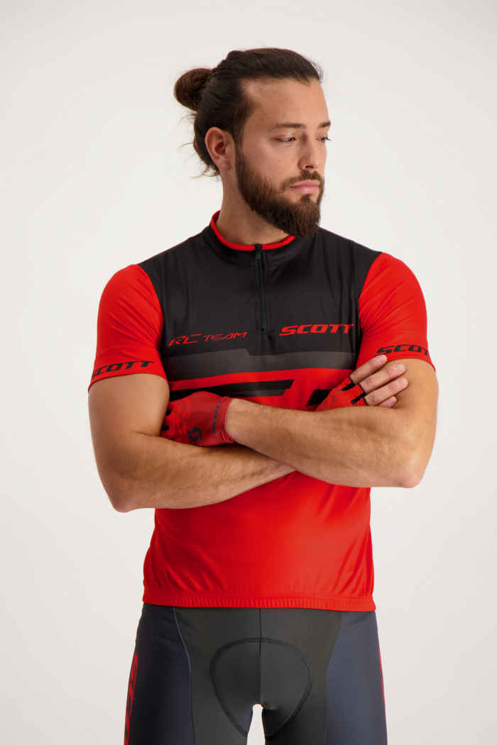 Scott RC Team 20 Herren Biketrikot Farbe Rot 1