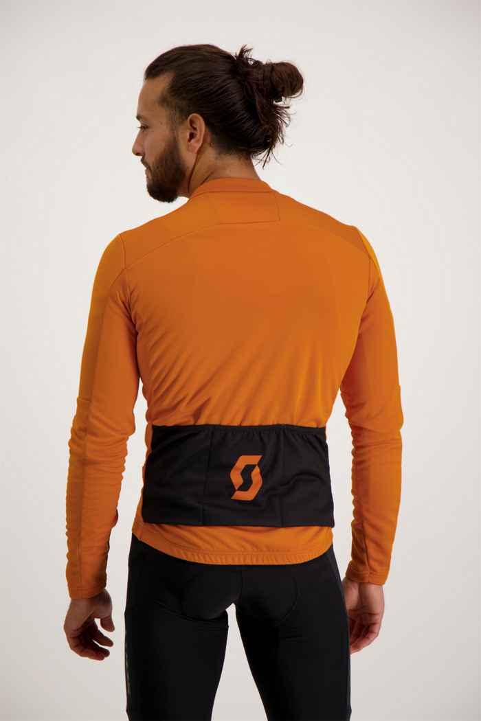 Scott RC Warm Hybrid WB Herren Bikejacke Farbe Orange 2