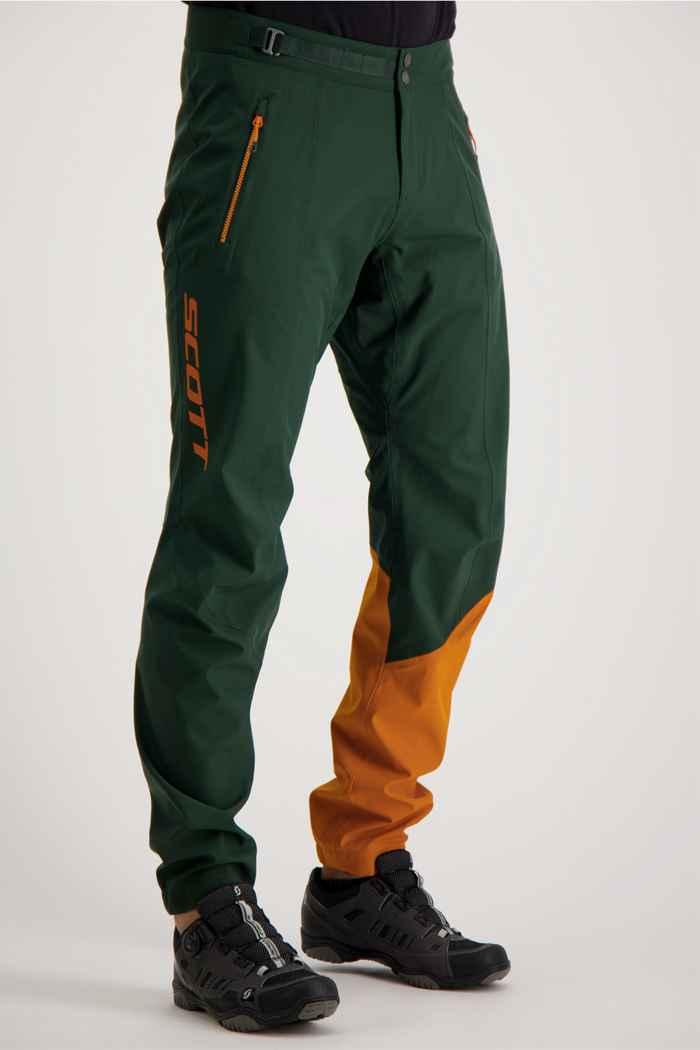 Scott Trail Storm WP pantalon de bike hommes Couleur Vert 1