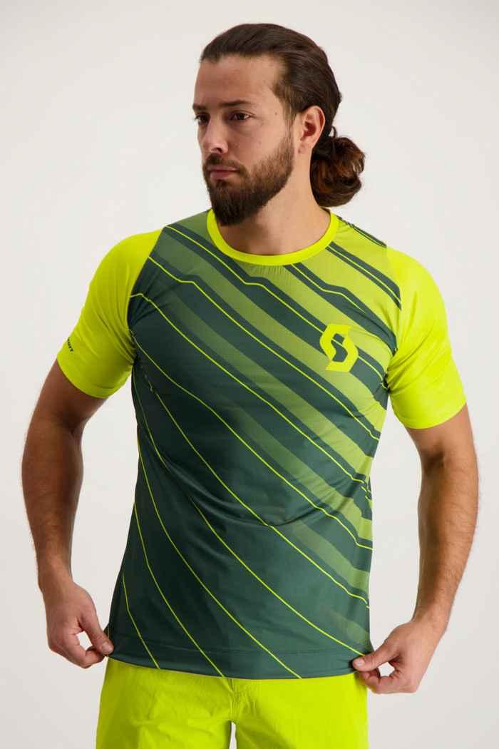 Scott Trail Vertic maglia da bike uomo Colore Verde scuro 1