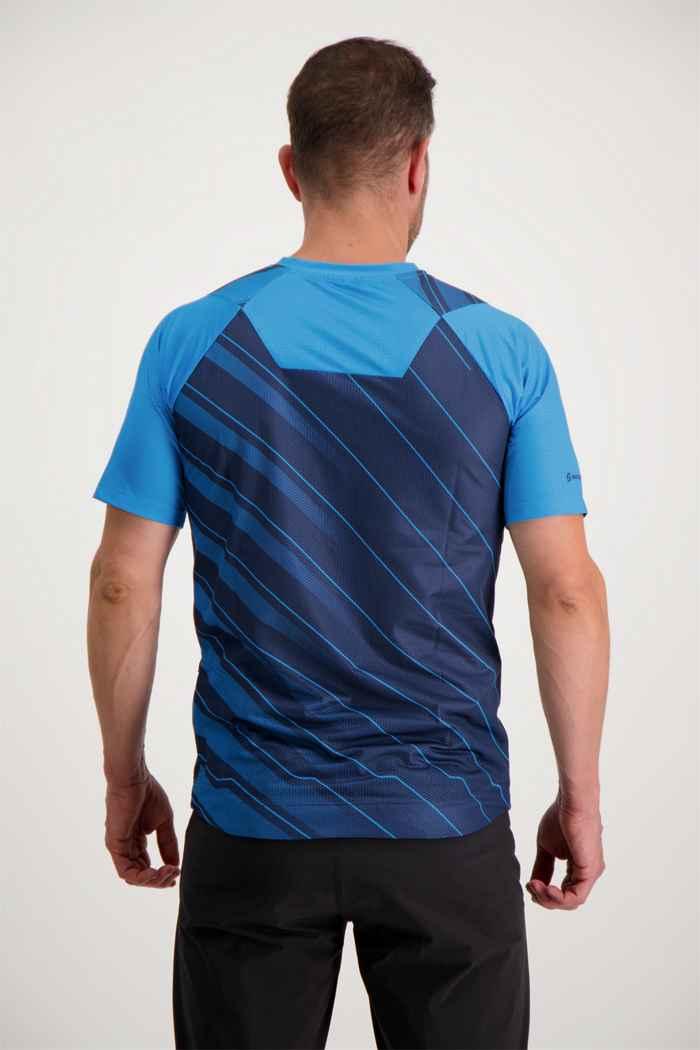 Scott Trail Vertic maillot de bike hommes Couleur Bleu 2