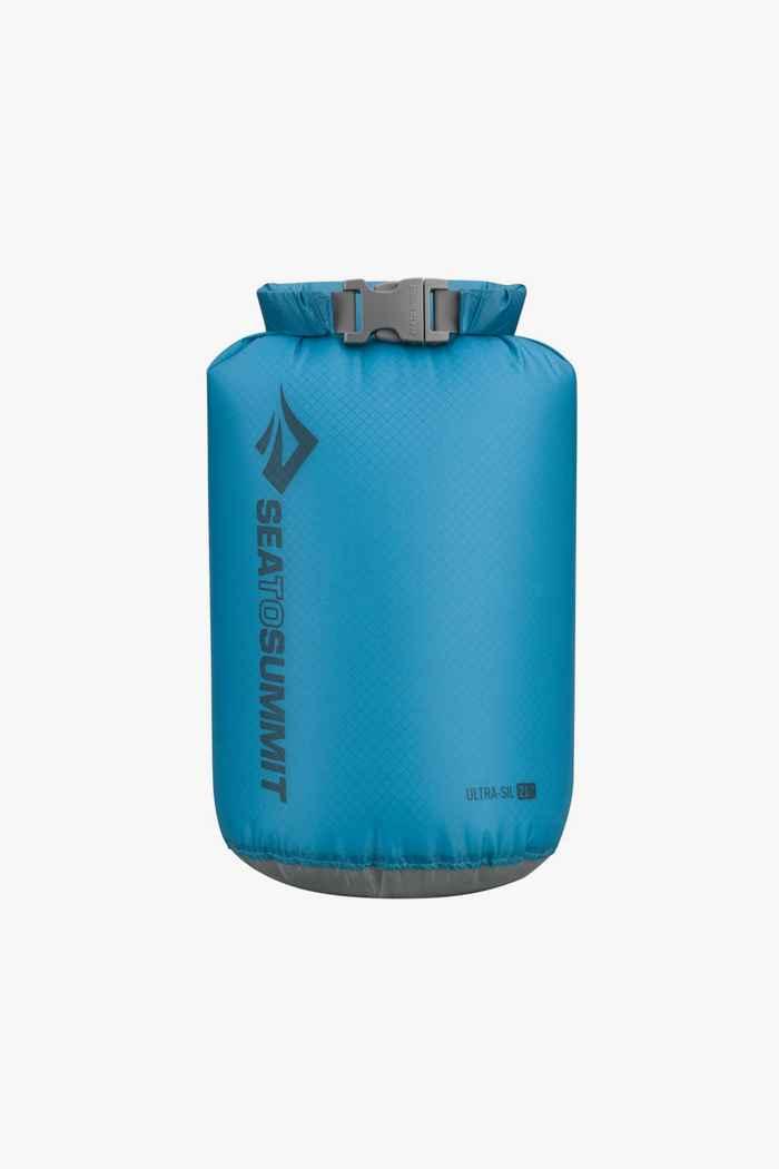 Sea to Summit Ultra Sil 2 L Packbeutel Farbe Blau 1