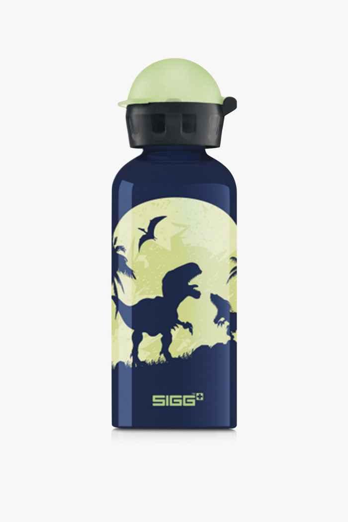 Sigg Alu 400 ml Kinder Trinkflasche Farbe Dunkelblau 1