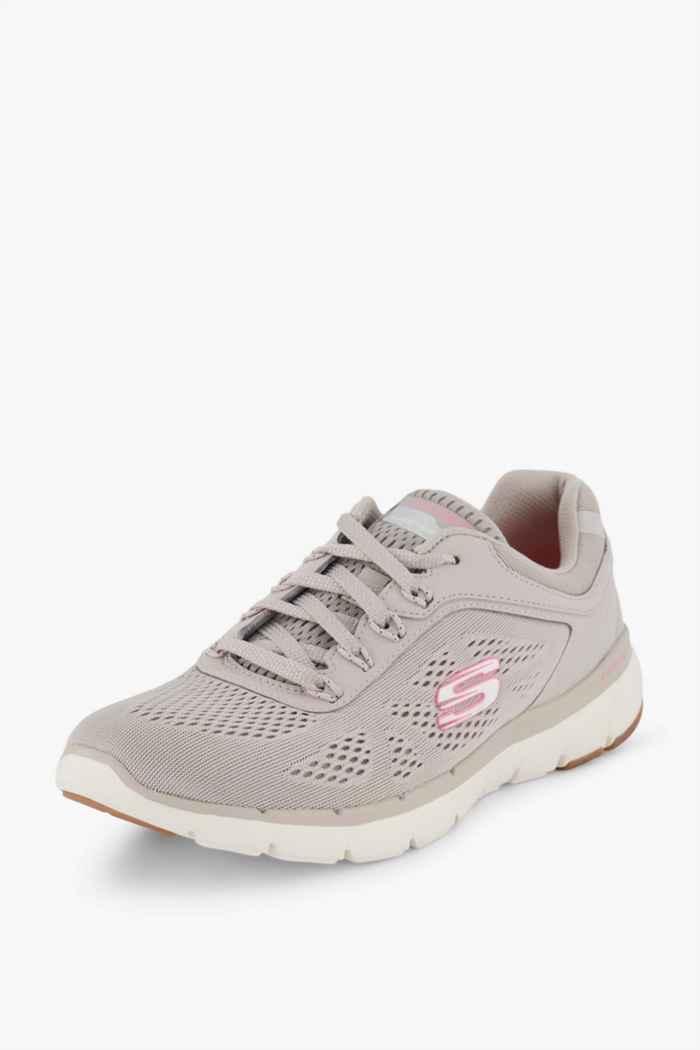 Skechers Flex Appeal 3.0 Moving Fast scarpa da fitness donna 1