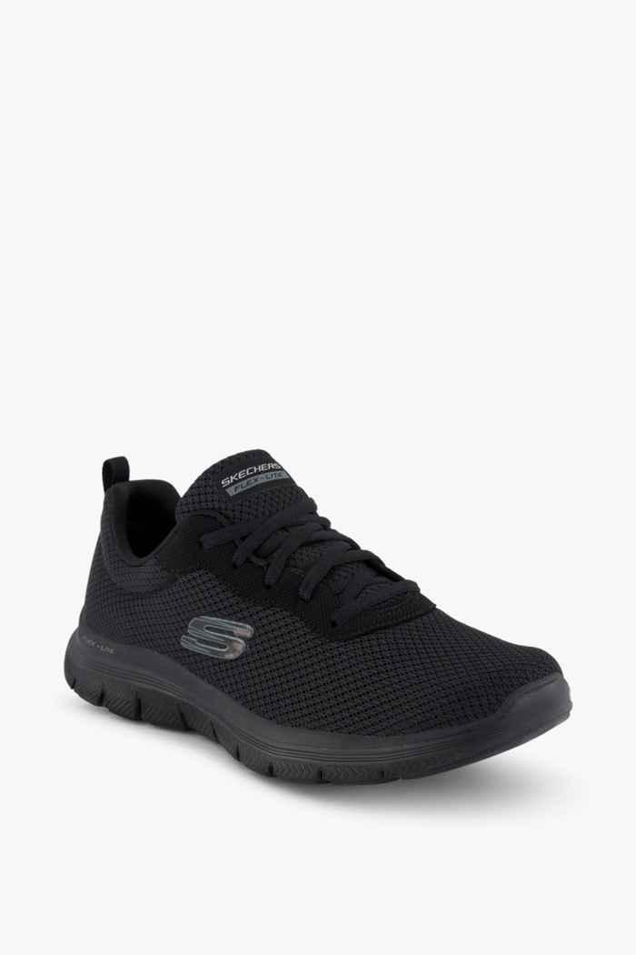 Skechers Flex Appeal 4.0 Brilliant View chaussures de fitness femmes Couleur Noir 1