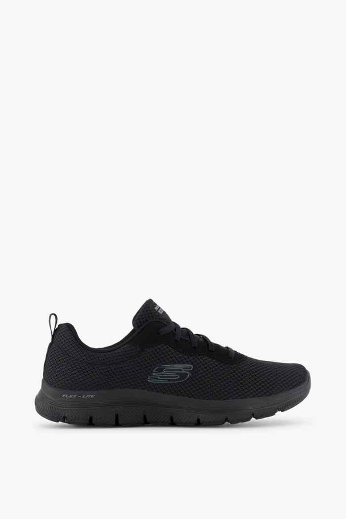 Skechers Flex Appeal 4.0 Brilliant View chaussures de fitness femmes Couleur Noir 2
