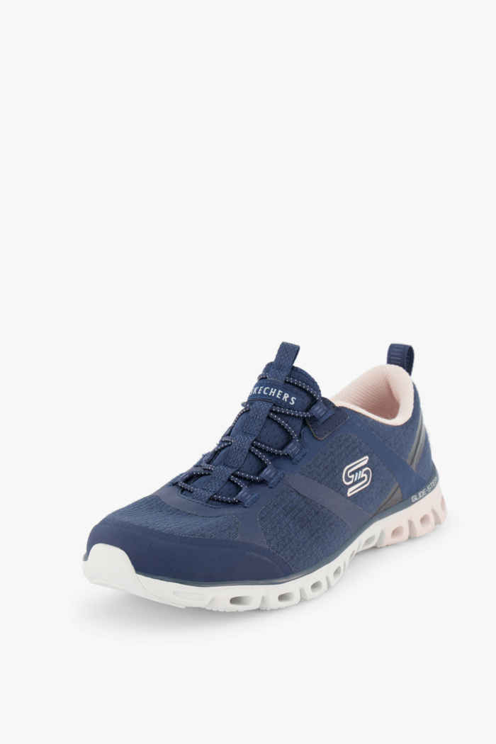 Skechers Glide Step sneaker donna Colore Blu 1