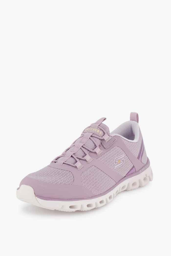 Skechers Glide Step sneaker femmes Couleur Lavande 1