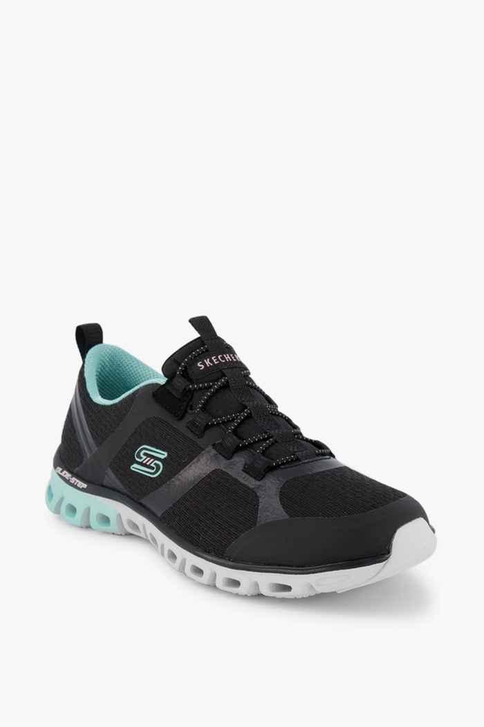 Skechers Glide Step sneaker femmes Couleur Noir 1
