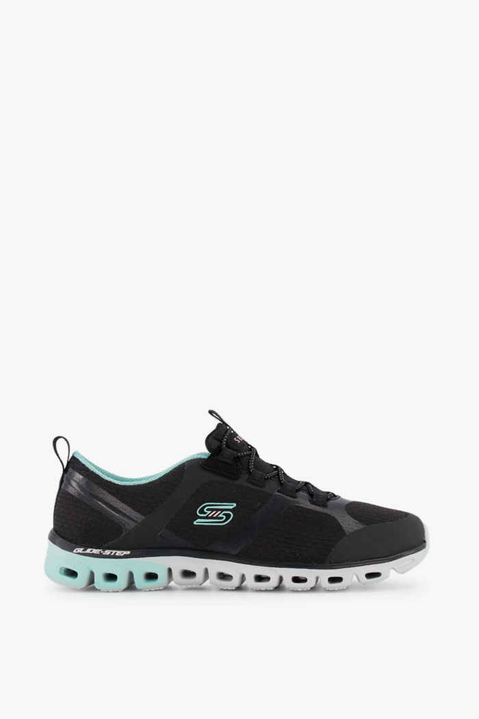 Skechers Glide Step sneaker femmes Couleur Noir 2