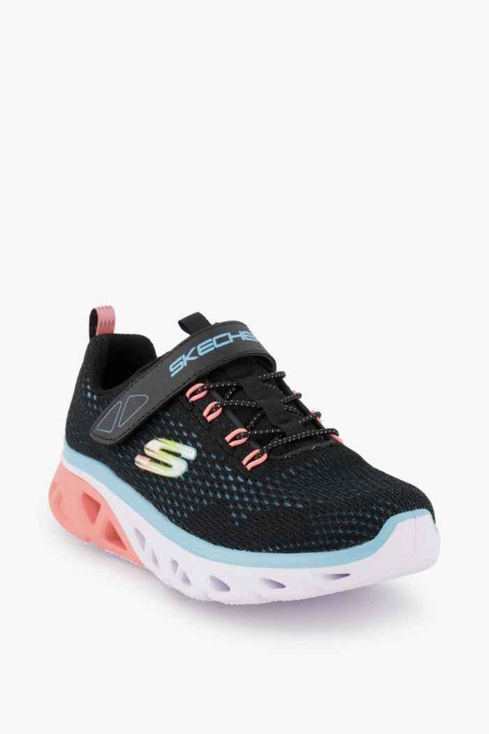 Skechers Glide Step Sport sneaker filles Couleur Bleu/noir 1