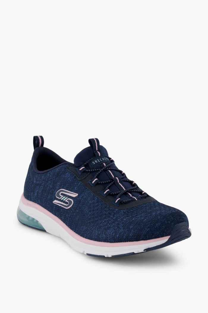 Skechers Skech-Air Edge-Brite Times sneaker donna Colore Blu 1