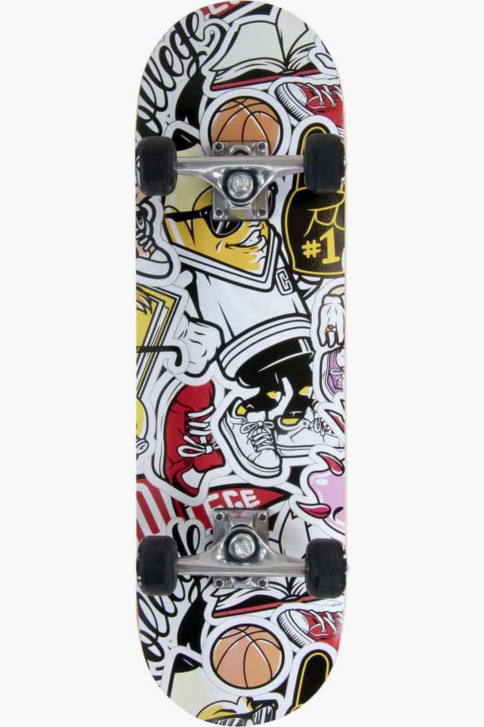 Slide Comic 28 Skateboard 1