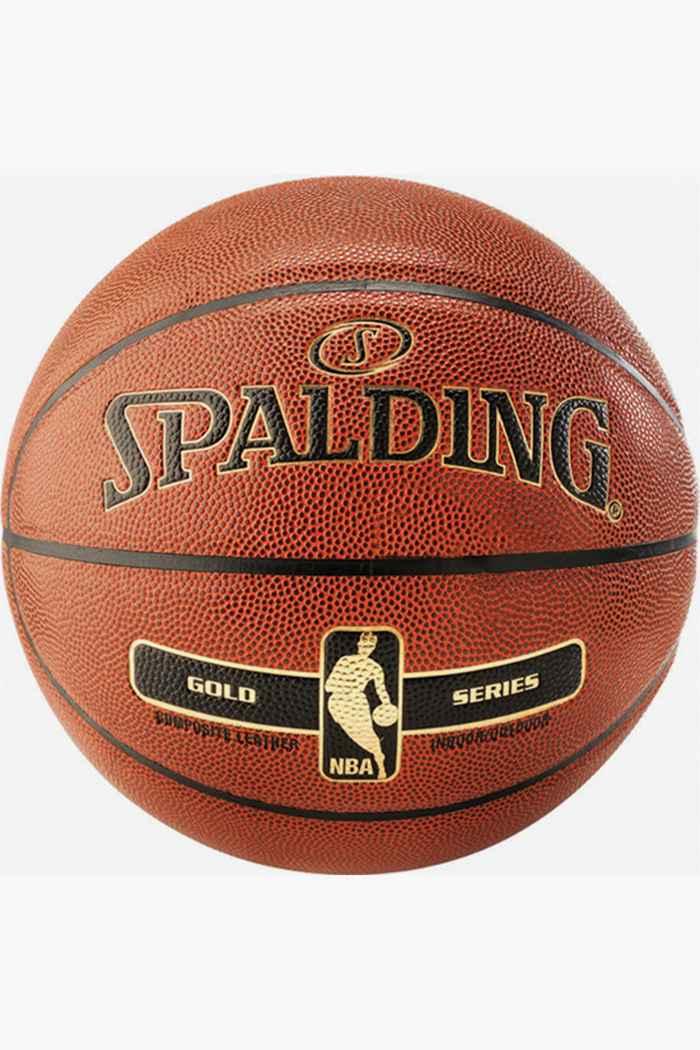 Spalding NBA Gold Basketball 1