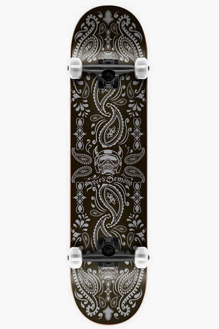Speed Demons Bandana skateboard 1