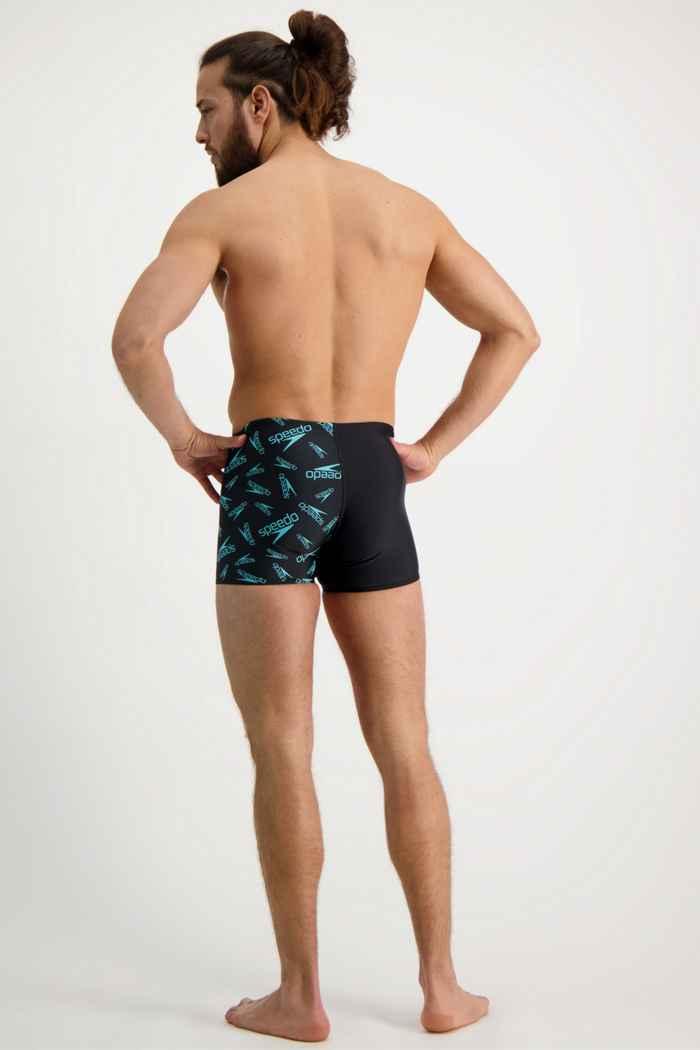 Speedo Allover V-Cut maillot de bain hommes 2