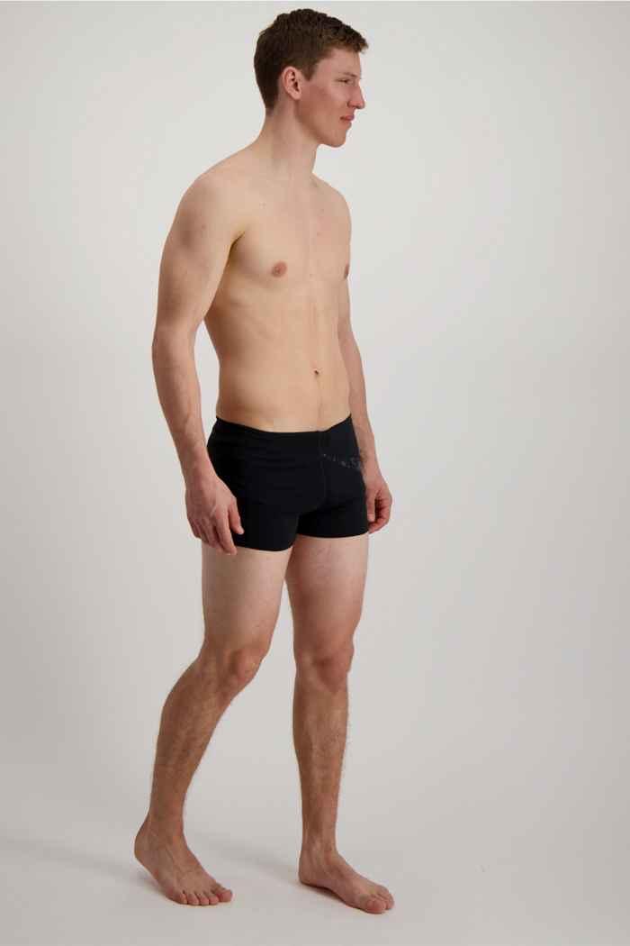 Speedo Boomstar Placement costume da bagno uomo Colore Nero-grigio 1