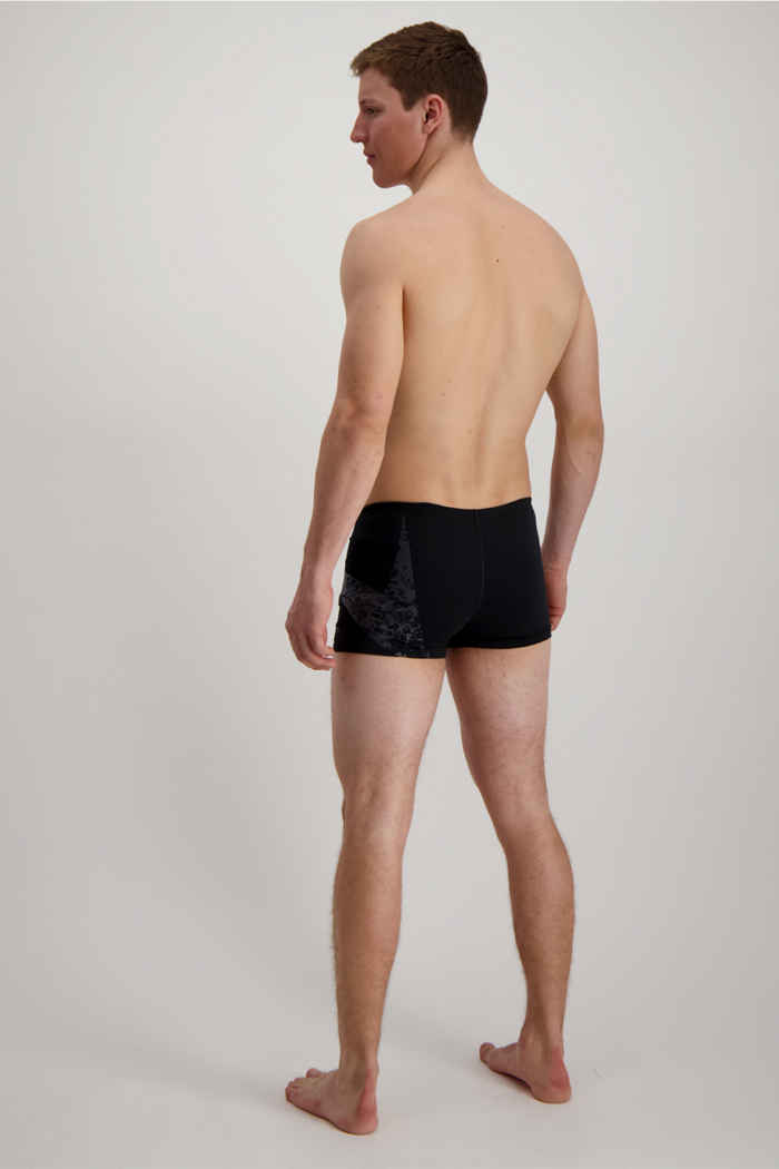 Speedo Boomstar Placement costume da bagno uomo Colore Nero-grigio 2