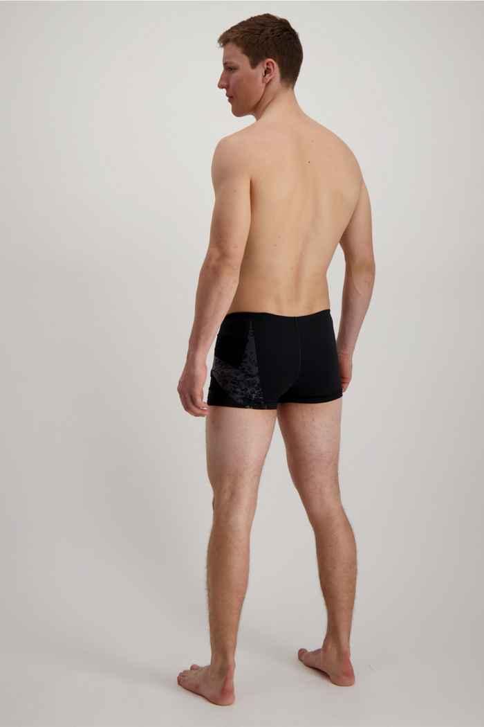 Speedo Boomstar Placement maillot de bain hommes Couleur Noir/gris 2