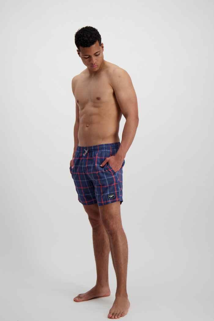 Speedo Check Leisure costume da bagno uomo 1