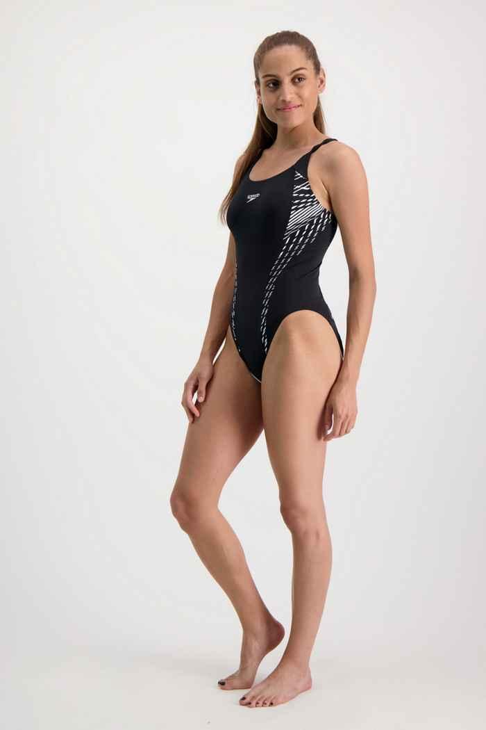 Speedo DKT Panel Muscleback maillot de bain femmes 1