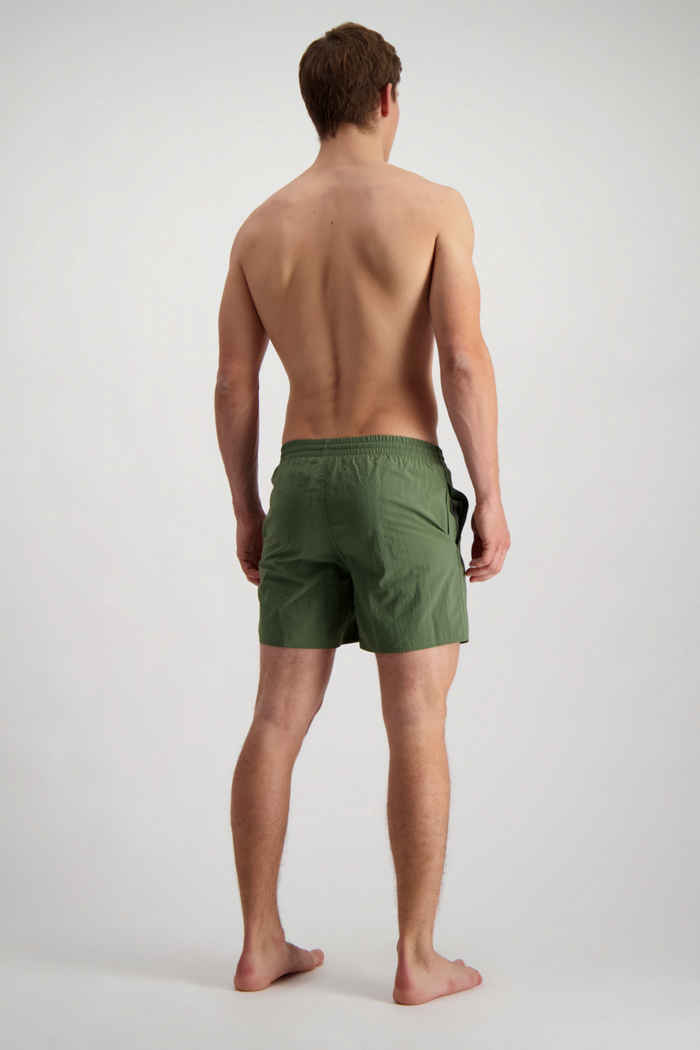 Speedo Essential costume da bagno uomo Colore Verde oliva 2