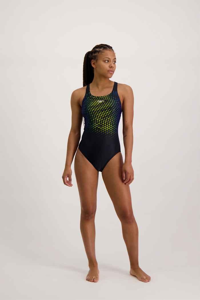 Speedo Placement Digital Medalist Damen Badeanzug 1